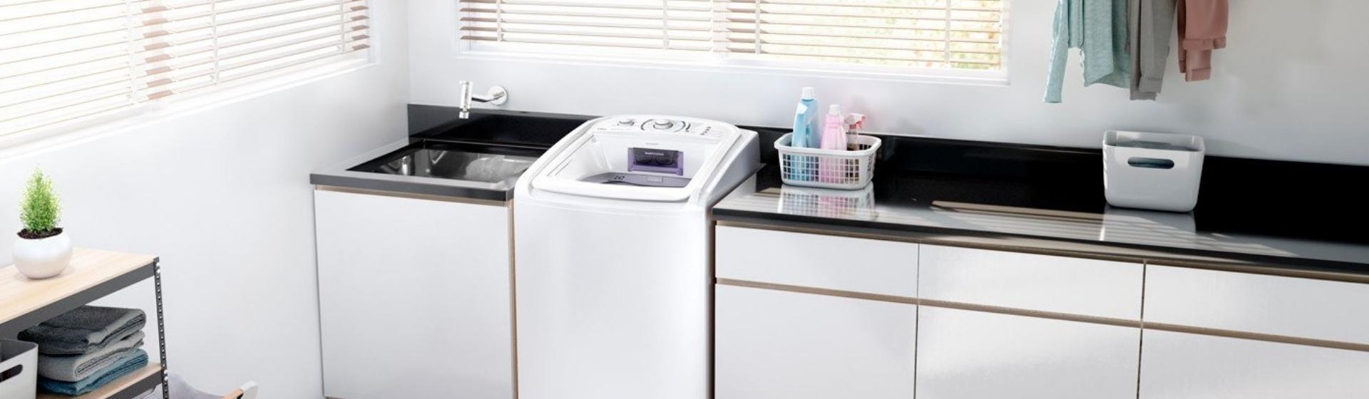 Lavadora Electrolux Essential Care 11kg LES11 é boa? Confira a análise de ficha técnica