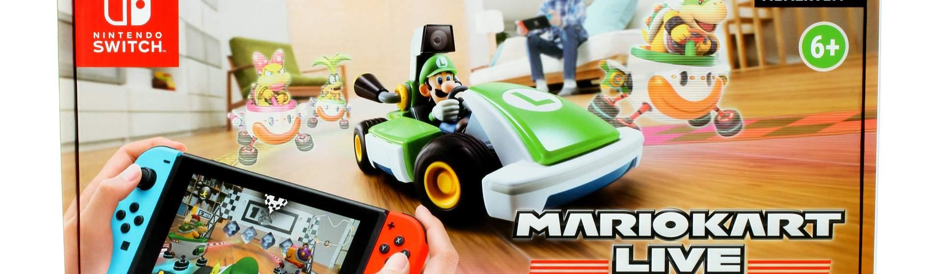 Mario Kart Live vale a pena? Prós e contras do jogo do Nintendo Switch