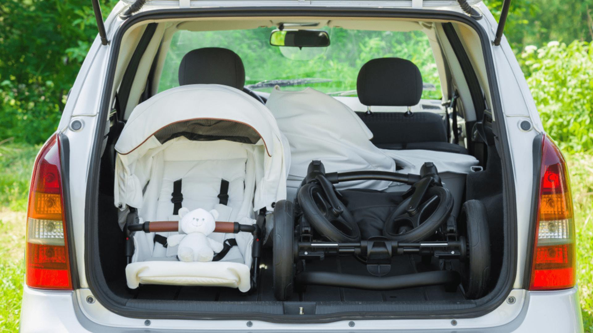 Veja a nossa seleção dos melhores carrinhos de bebê com bebê conforto de 2021! (Imagem: Reprodução/Shutterstock)