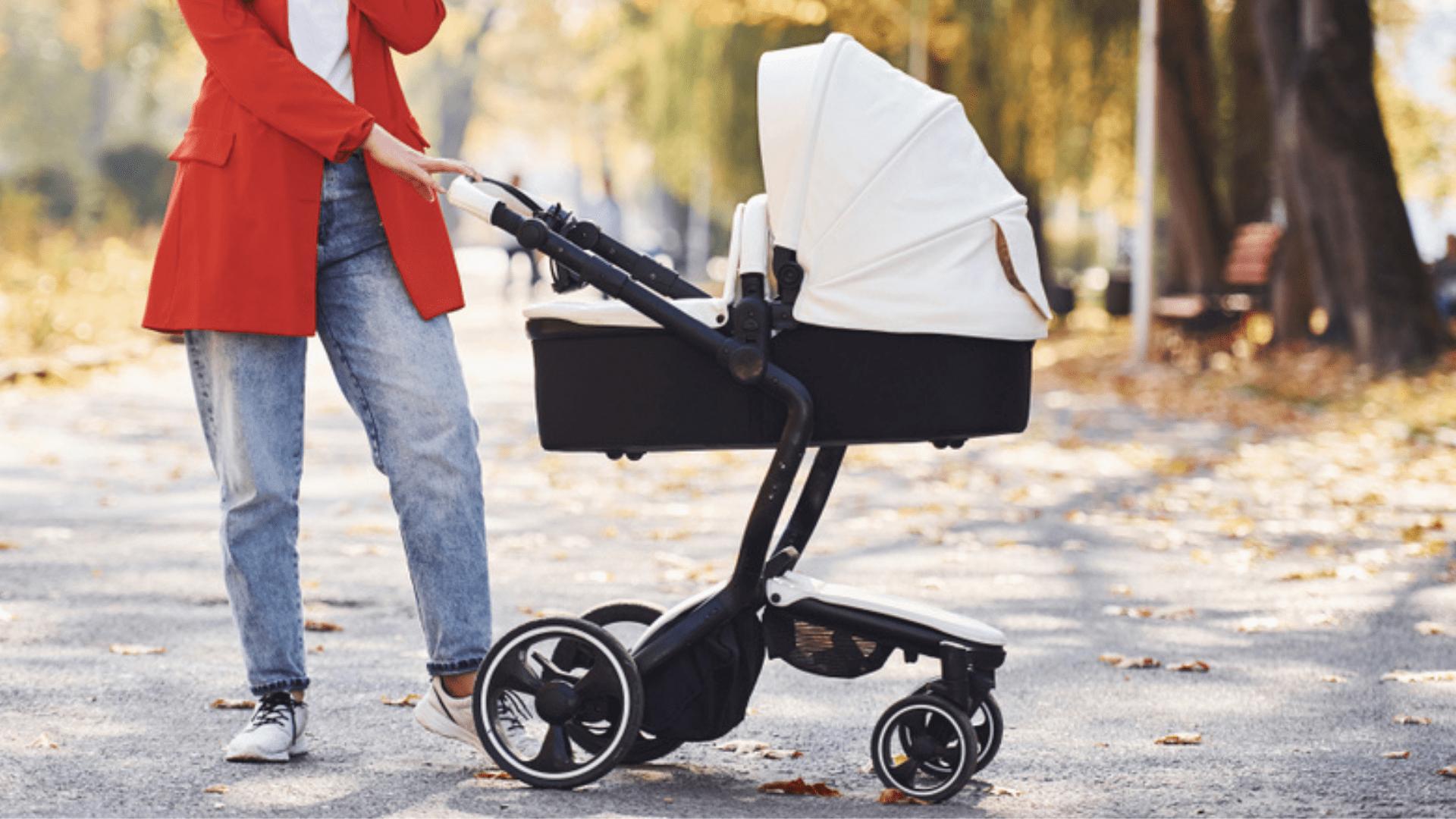Veja a nossa seleção dos melhores carrinhos de bebê Kiddo de 2021! (Imagem: Reprodução/Shutterstock)