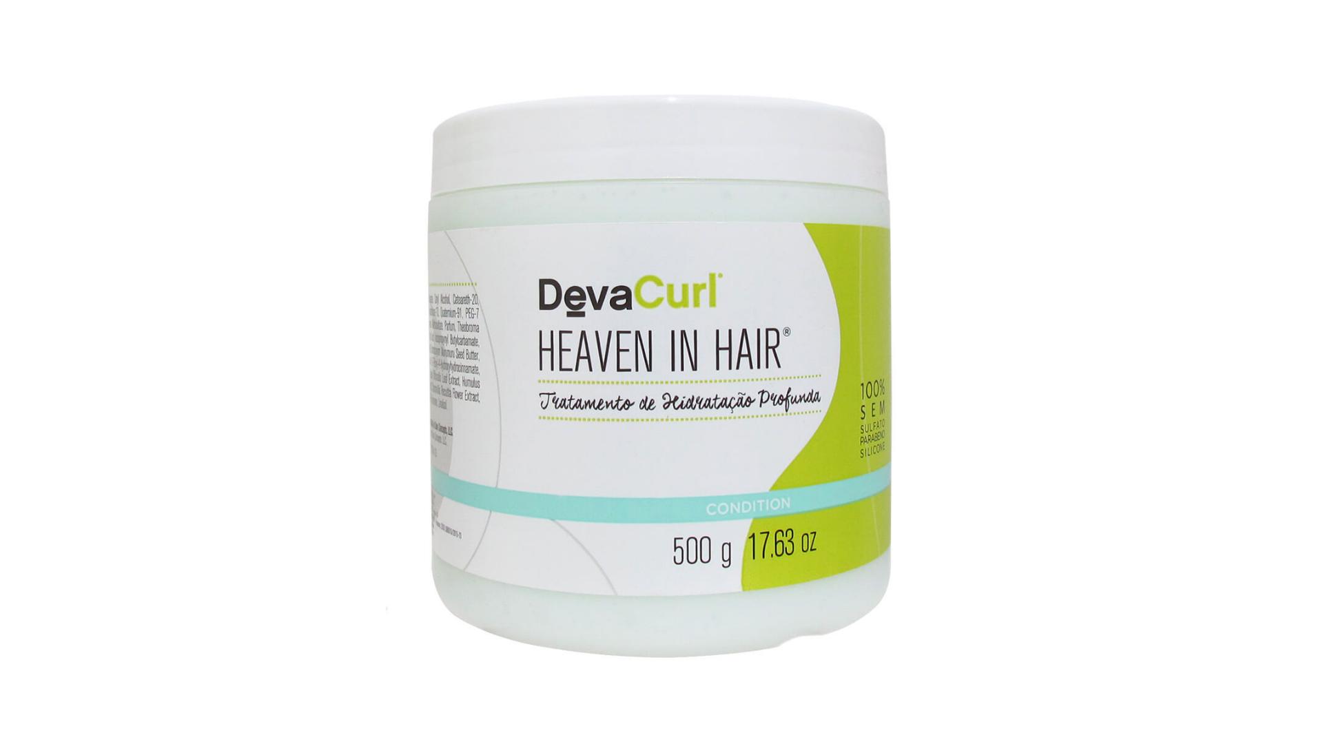 Deva Curl Heaven in Hair (Imagem: Divulgação/Deva Curl)
