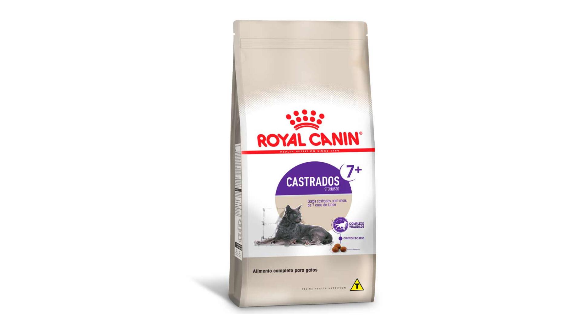 Royal Canin Sterilised (Imagem: Divulgação/Royal Canin)