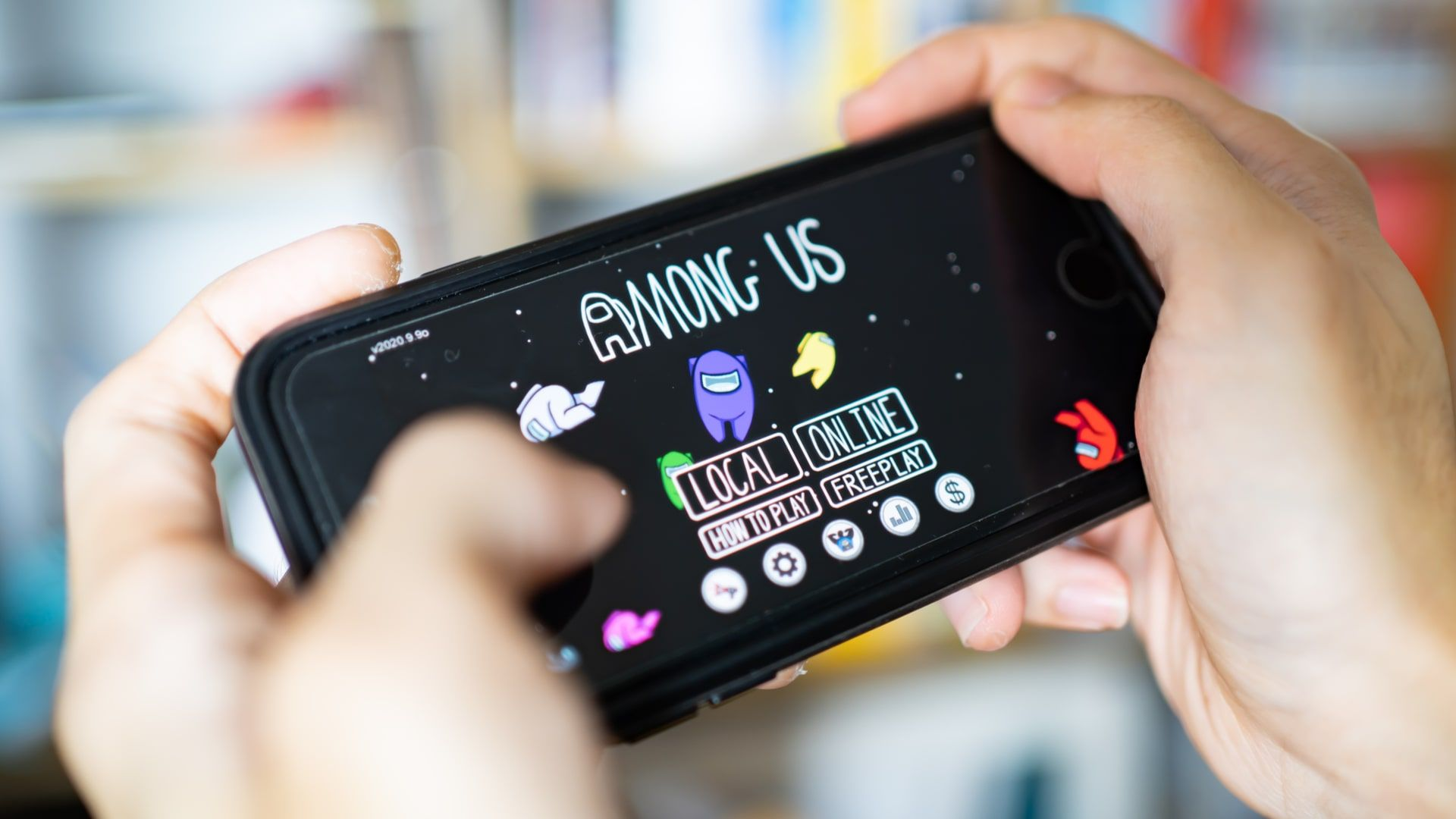 Among Us é sucesso entre os jogos Android (Foto: Shutterstock)