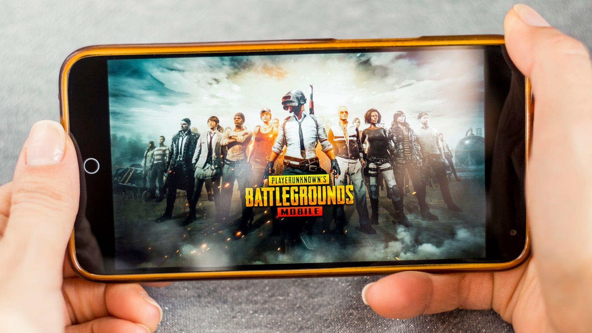 PUBG Mobile é um dos principais jogos Android Battle Royale (Foto: Shutterstock)