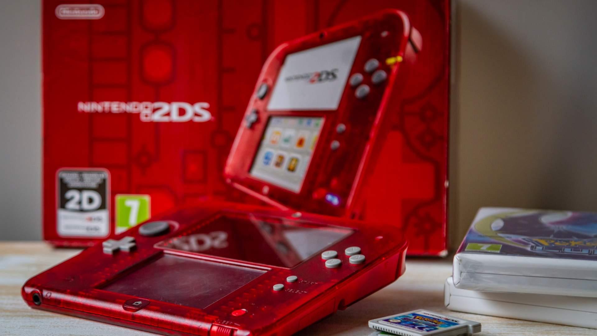 O 2DS é um videogame de mão que trouxe tudo o de bom que havia no 3DS, mas deixando de lado a função 3D (Fonte: Shutterstock/Interneteable)