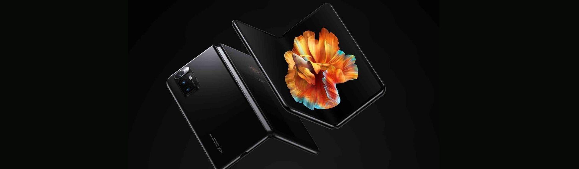 Mi Mix Fold: Xiaomi apresenta novo celular dobrável com lente líquida