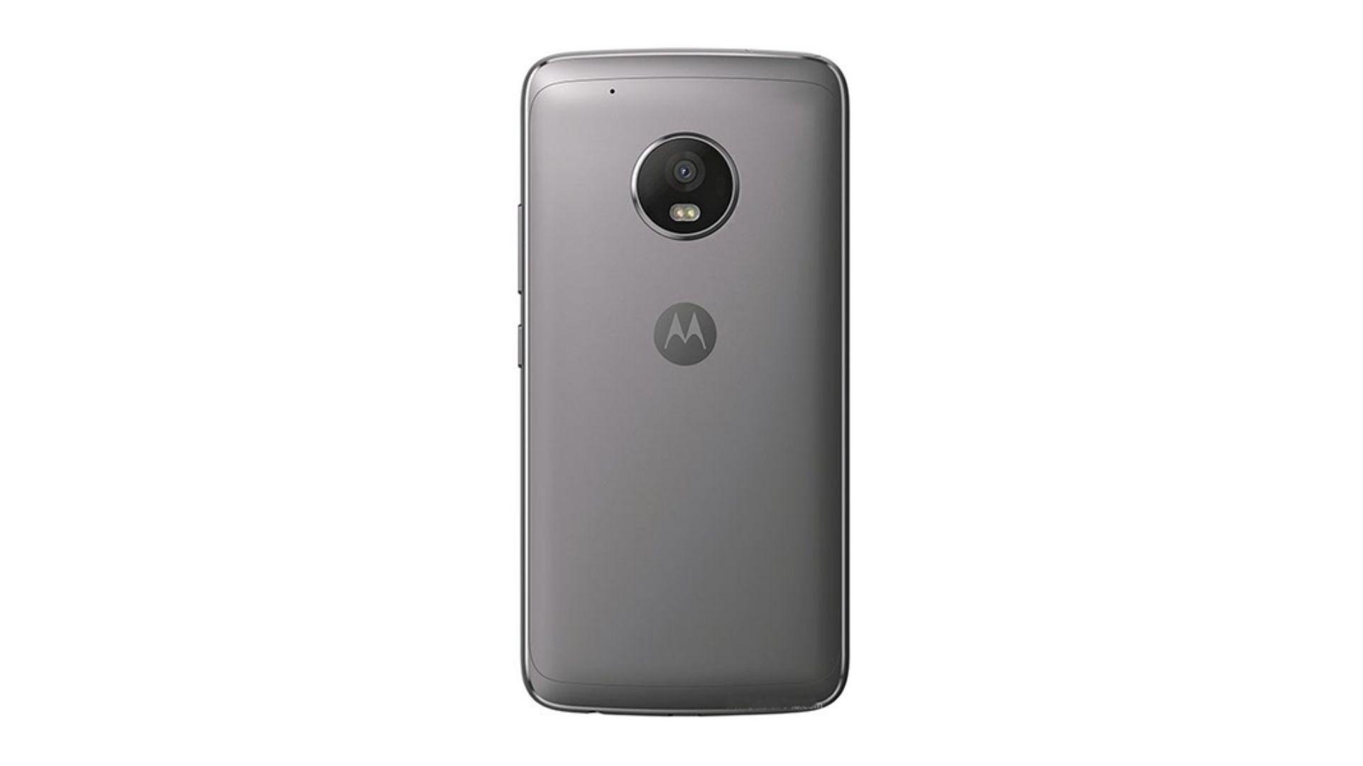 Moto G5S vem com bateria de 3.000 mAh (Foto: Divulgação/Motorola)