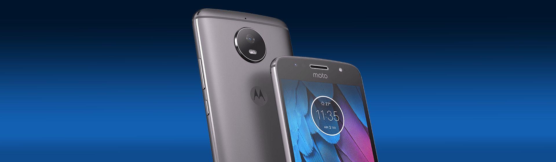 Moto G5S é bom? Leia a ficha técnica desse Motorola com boa bateria