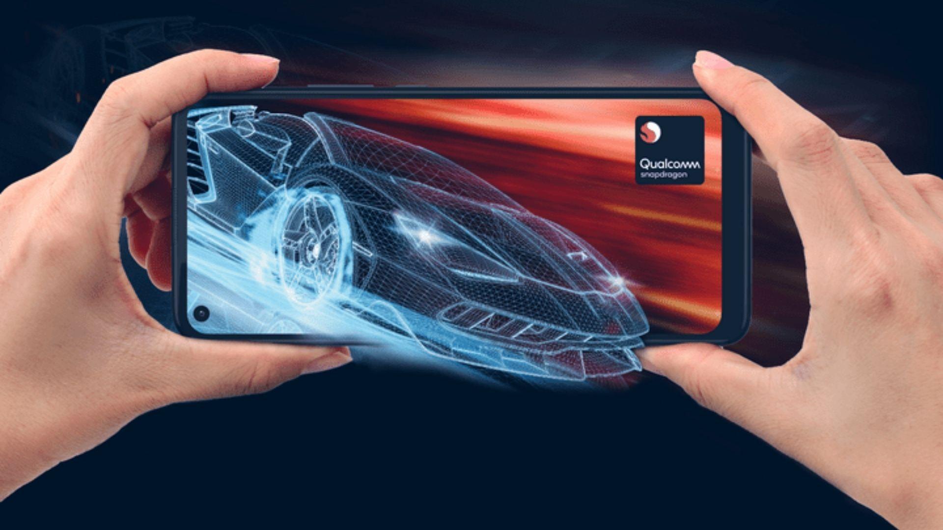 O Moto G9 Power conta com processador Snapdragon 662. (Foto: Divulgação Motorola)