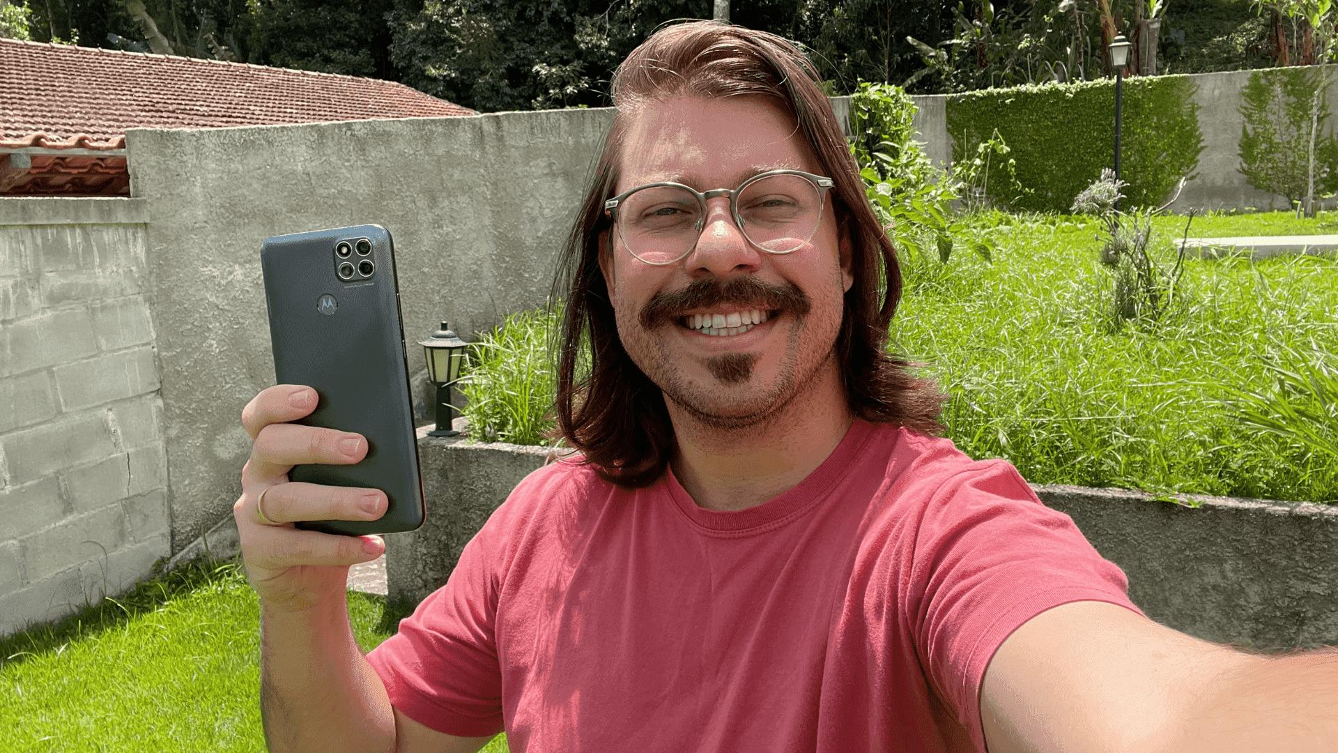 Moto G9 Power: testamos o aparelho da Motorola com bateria de 6.000 mAh (Foto: Gabriel Fricke / Zoom)