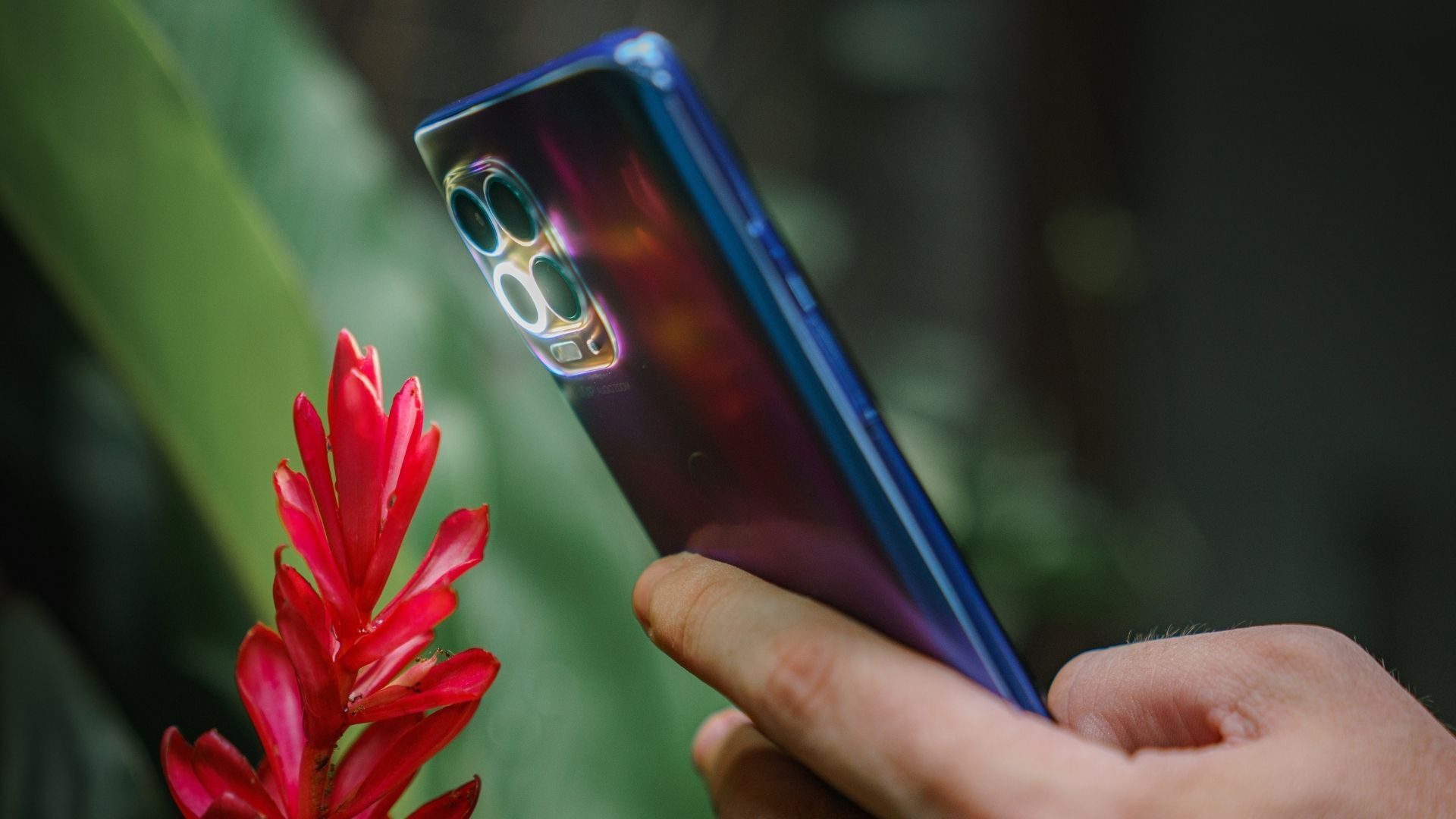 Moto G100 se destaca pelo recurso Ready For (Foto: Divulgação/Motorola)