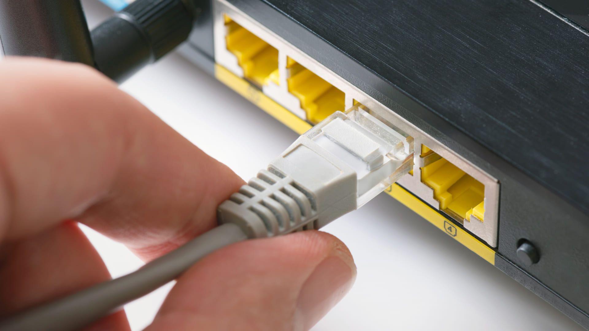 Entenda o que é Ethernet (Foto: Shutterstock)