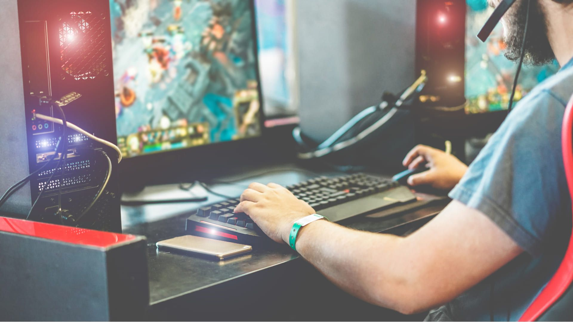 A Twitch (twitch.tv) é uma ferramenta de streaming perfeita para os gamers. (Imagem: Reprodução/Shutterstock)