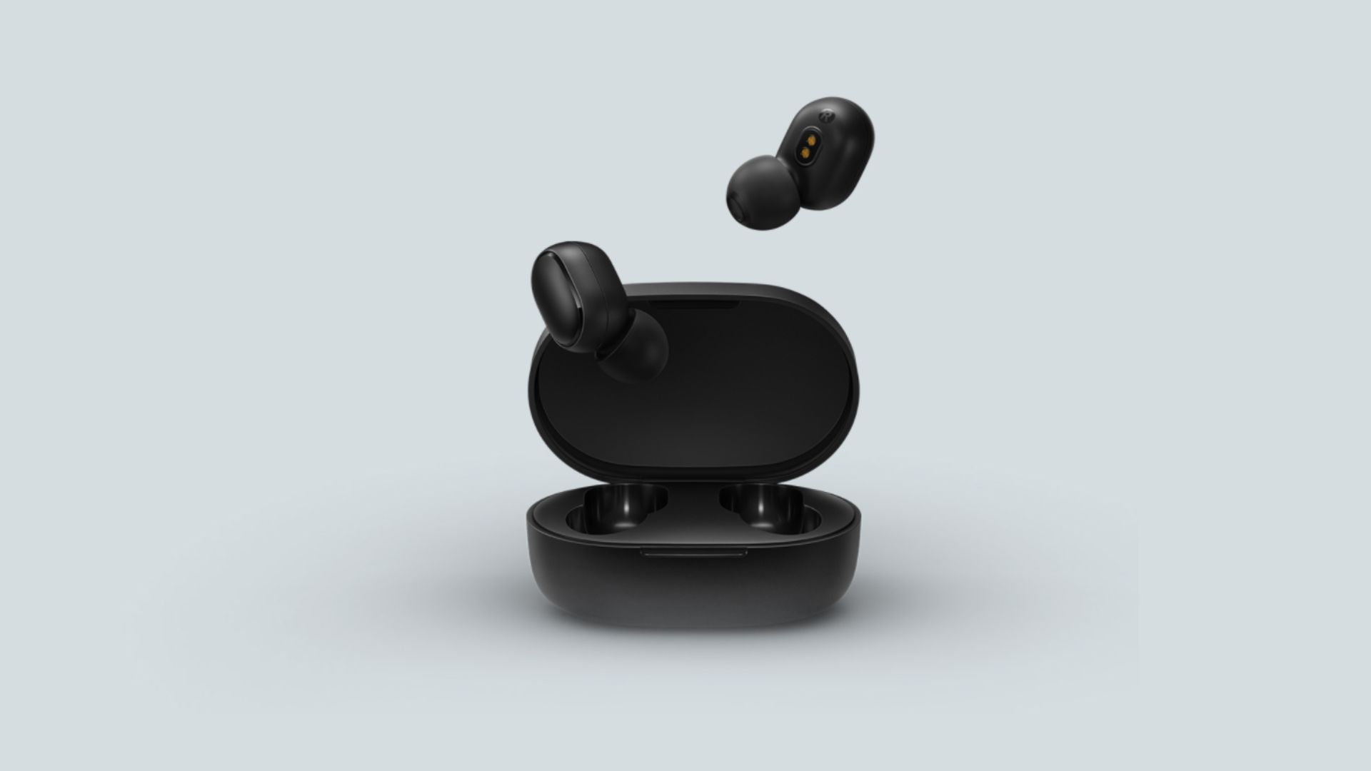 Redmi AirDots 2 ganhou reforço nos graves (Foto: Divulgação/Xiaomi)