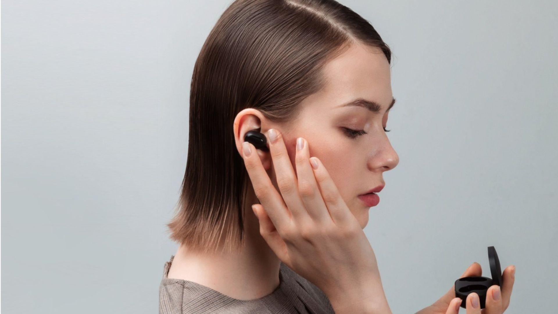 Redmi AirDots 2 é o fone de ouvido Bluetooth barato da Xiaomi (Foto: Divulgação/Xiaomi)
