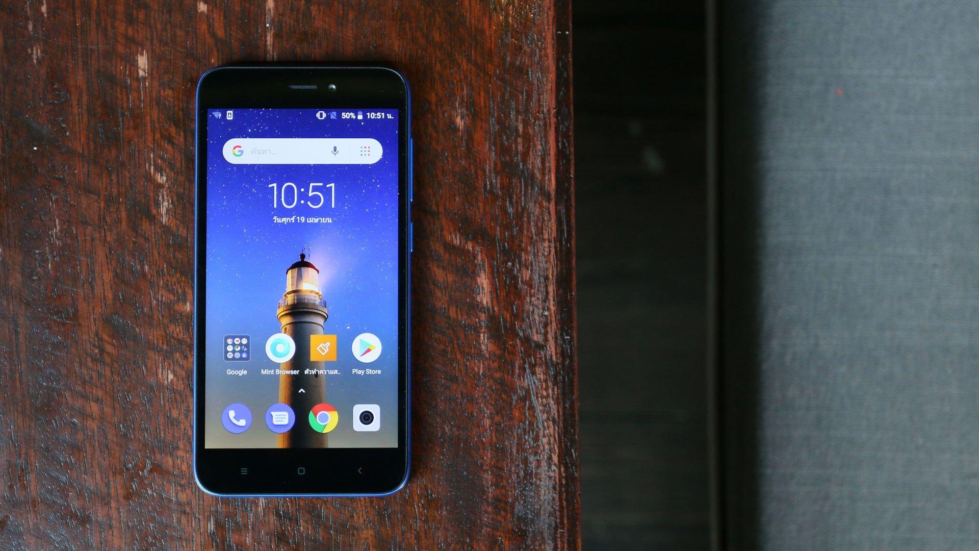 Xiaomi Redmi Go tem tela de 5 polegadas (Foto: Shutterstock)
