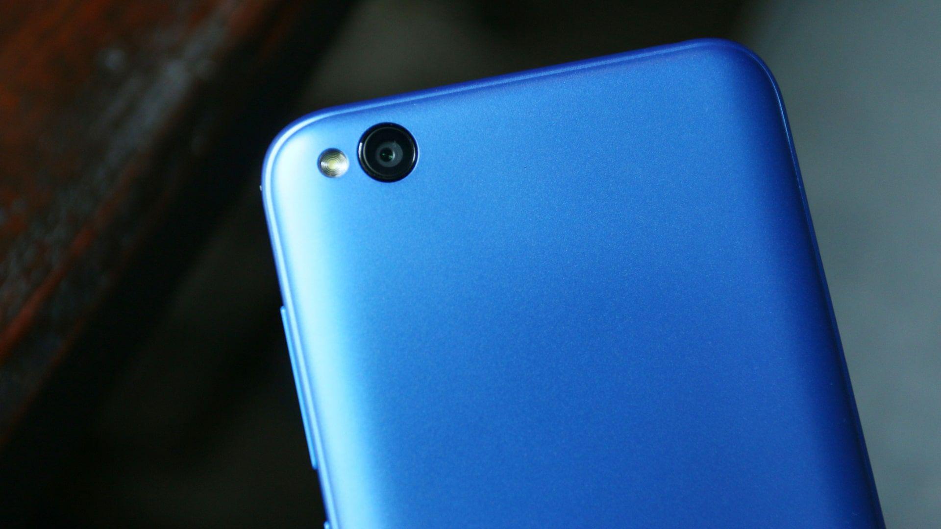 Câmera traseira do Redmi Go tem apenas 8 MP (Foto: Shutterstock)