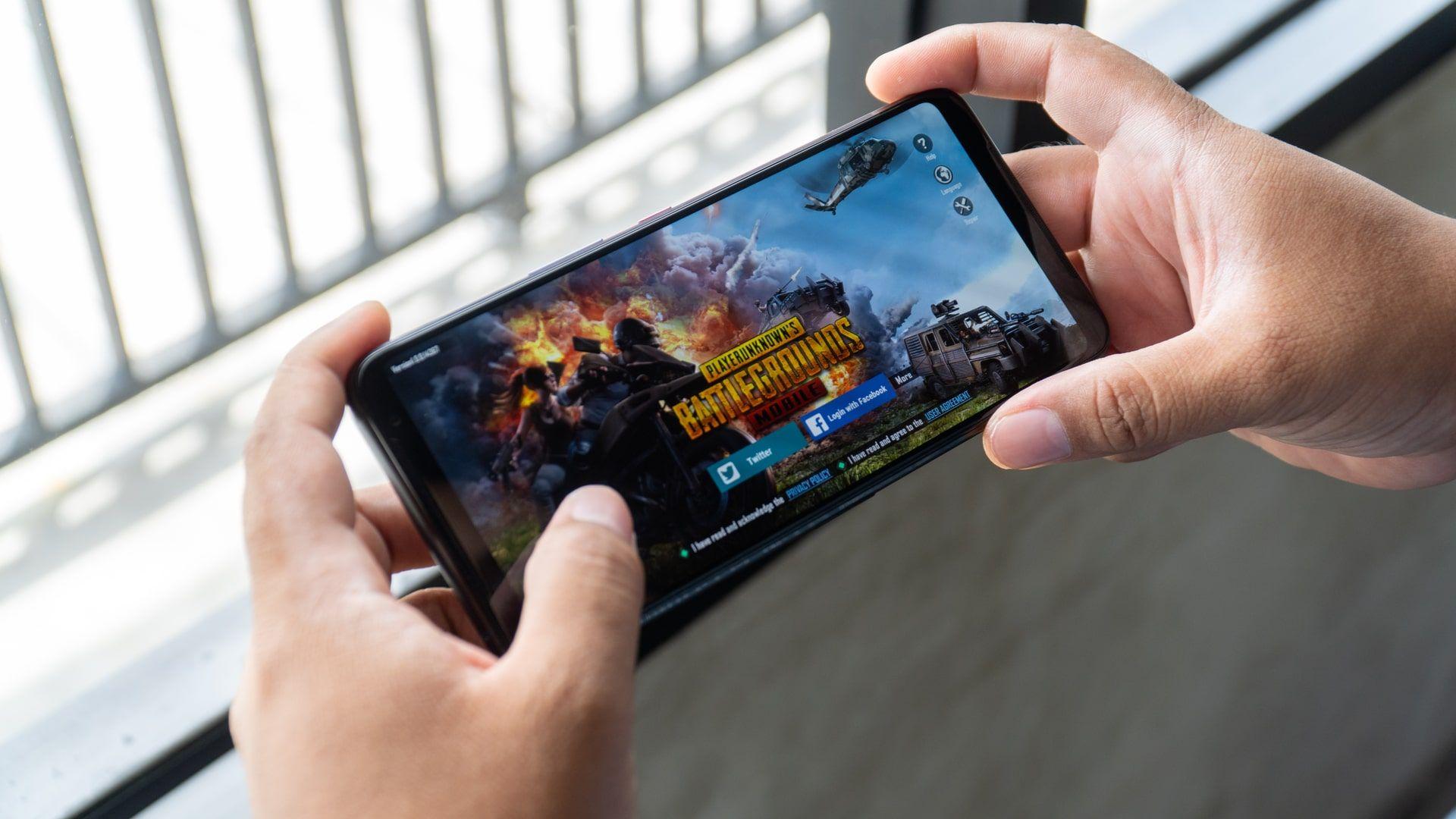 ROG Phone 3 é o celular gamer poderoso da Asus (Foto: Shutterstock)