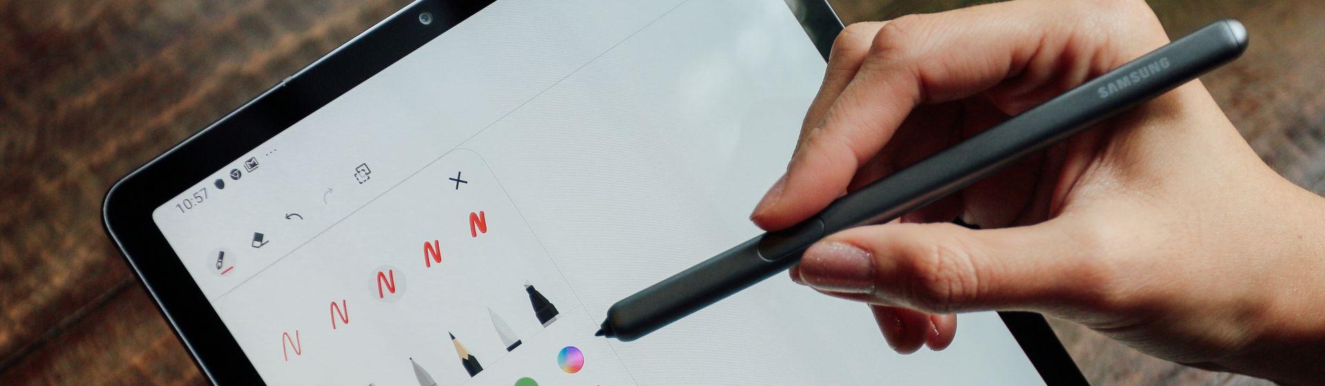 Galaxy Tab s6 Lite: um tablet intermediário com suporte a S Pen