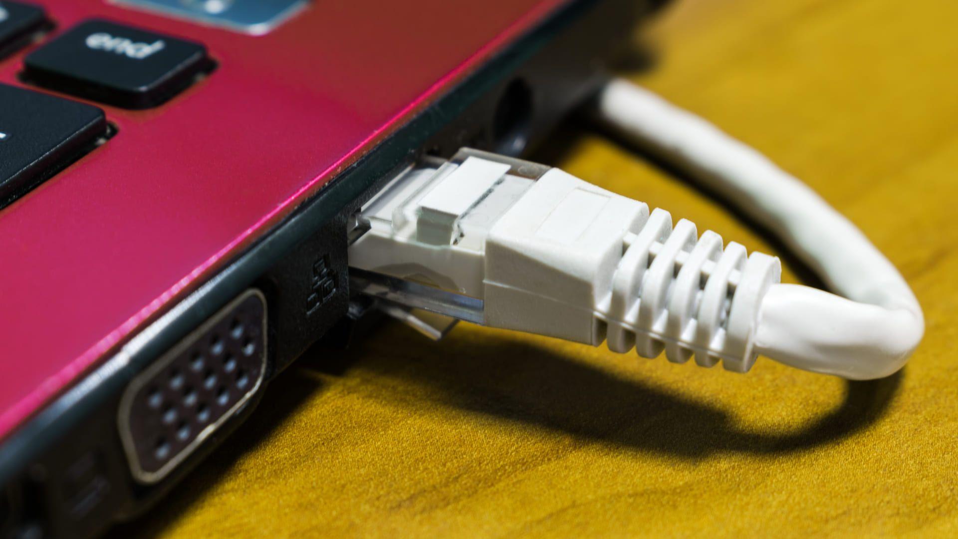 Existem 3 tipos de conexões que podem ser feitas com a Ethernet (Foto: Reprodução/Shutterstock)