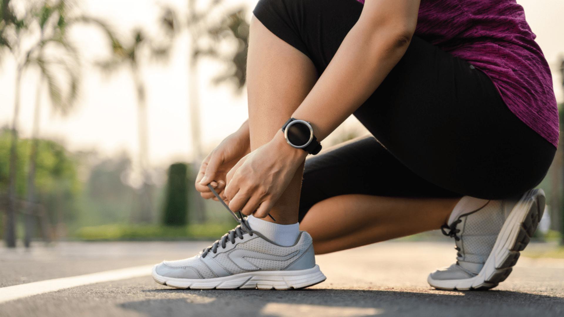 O tênis de corrida possui vida útil de 500 a 750km (Imagem: Reprodução/Shutterstock)