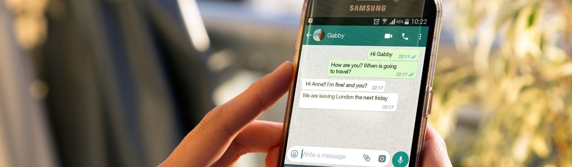 WhatsApp testa recurso para acelerar áudios no iPhone e Android