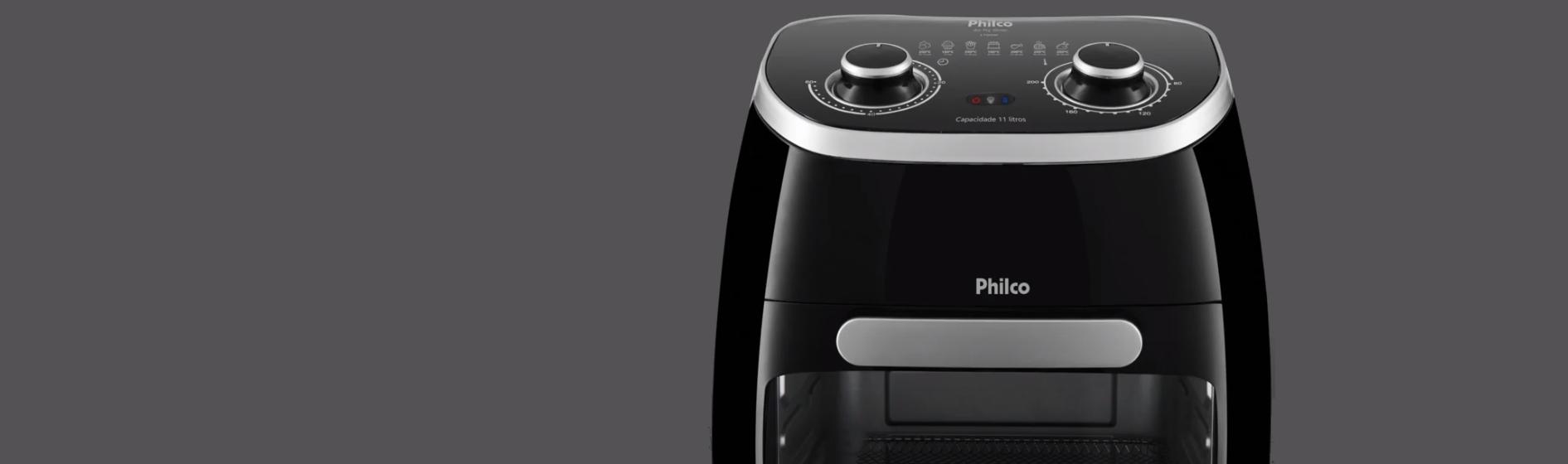 Air Fryer Oven Philco PFR2000P é bom? Conheça o modelo Air Fry Oven