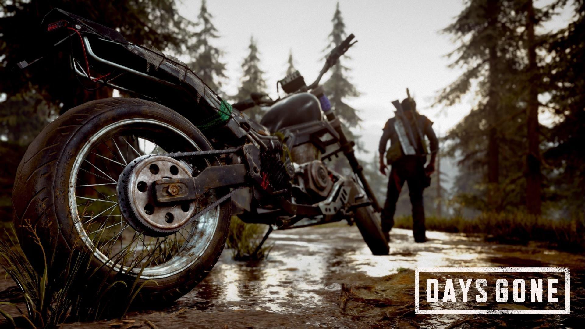 Days Gone chega para PC em maio (Foto: Divulgação)
