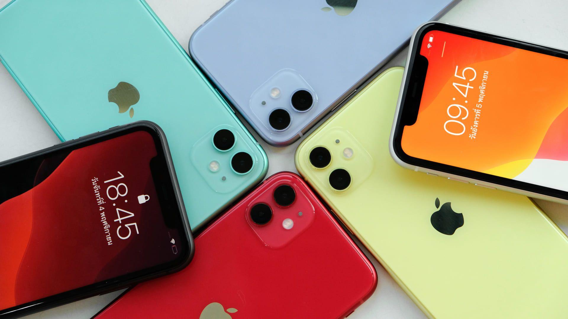 Apple possui celulares bonitos e com bom desempenho e está sempre entre as melhores marcas de celular (Foto: Framesira / Shutterstock.com)