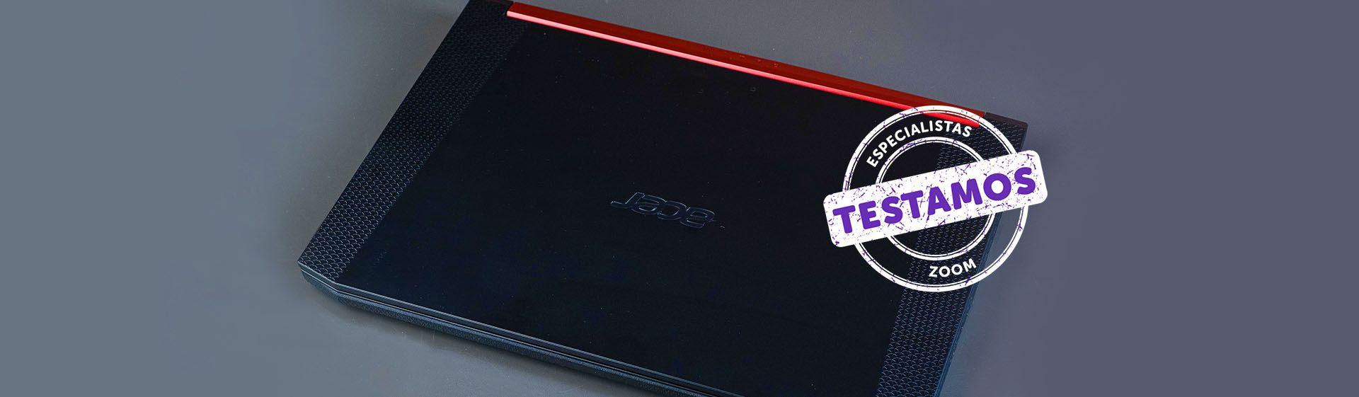 Acer Aspire Nitro 5: ótimo notebook gamer barato, mas olho na bateria!