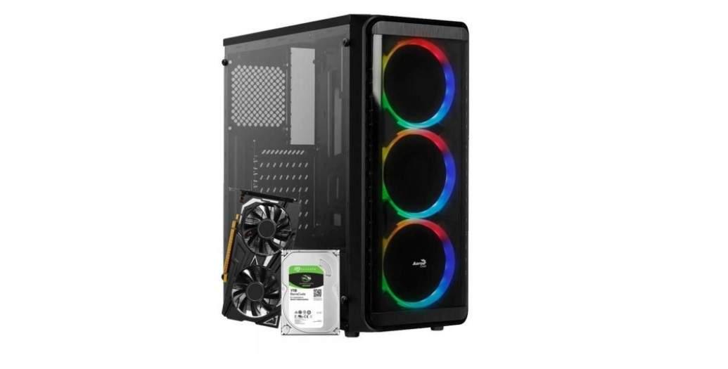 Uma das vantagens de montar um PC com processador AMD Ryzen 5 3600 é que não será preciso trocar a placa-mãe quando for atualizar o processador (Fonte: Divulgação/Submarino)