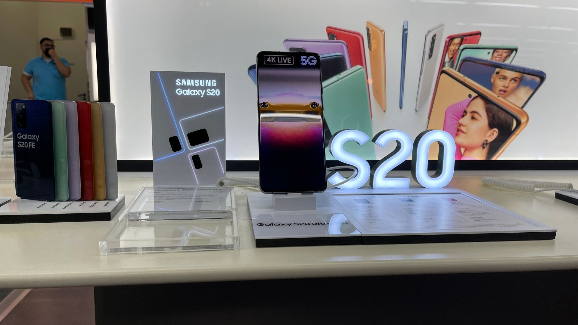 Bateria do Galaxy S20 FE tem capacidade de 4.500 mAh (Foto: ms_pics_and_more/Shutterstock)