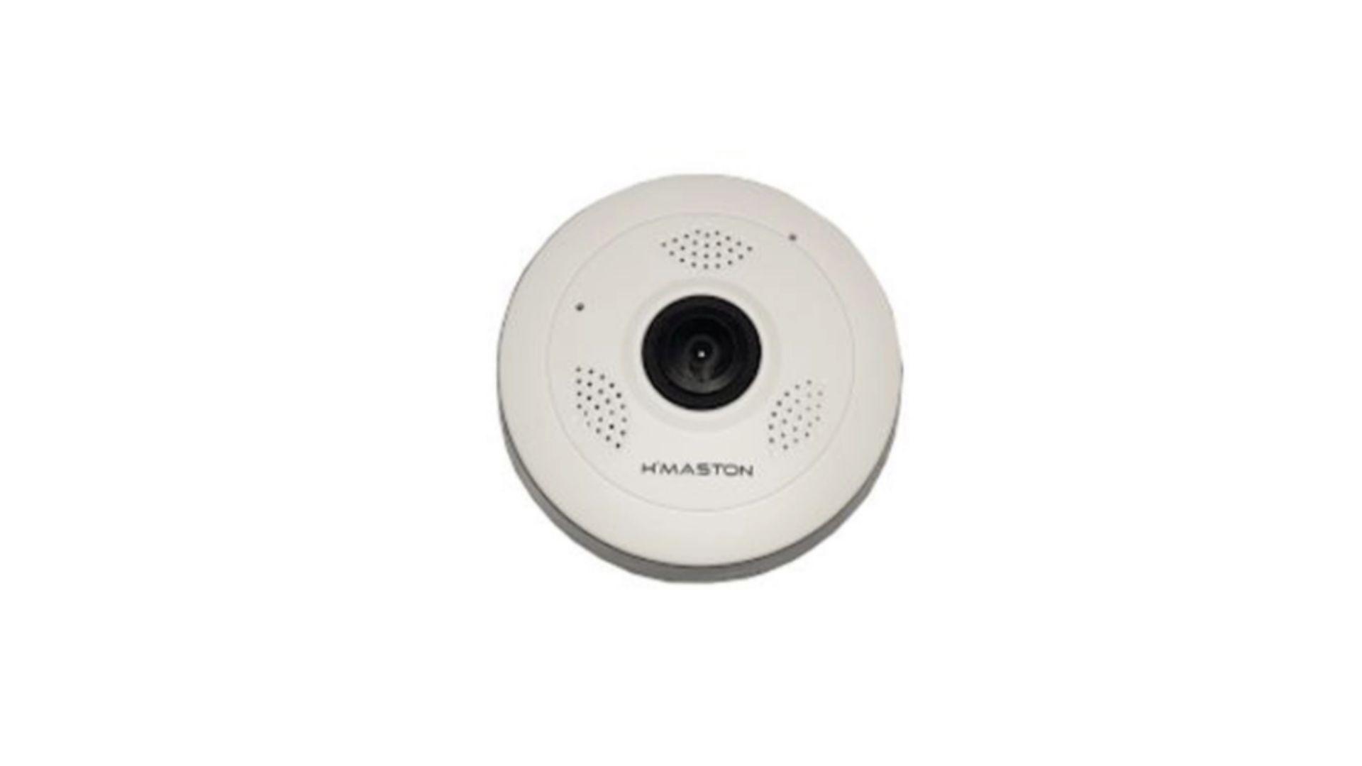 Veja detalhes sobre a Câmera Ip Panorâmica WiFi HD Fisheye (Foto: Divulgação)