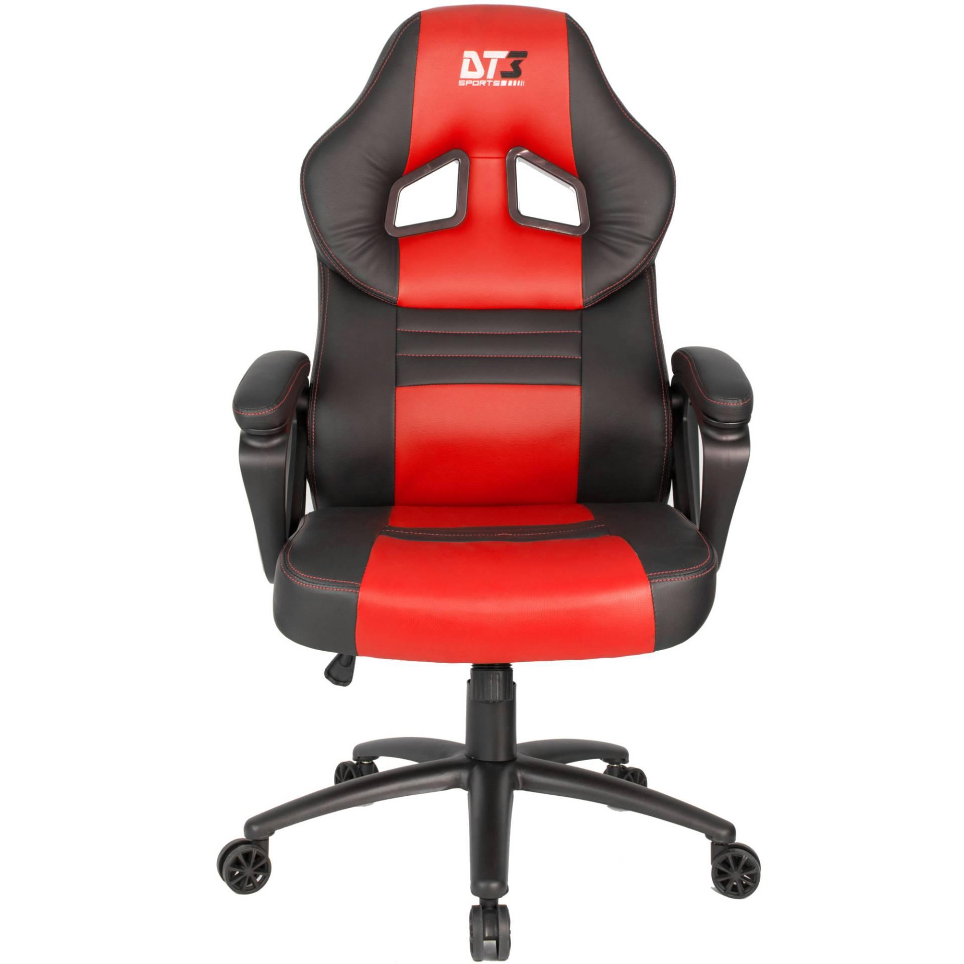 A DT3 Sports GTS é uma cadeira gamer barata com funções avançadas (Fonte: Divulgação/DT3 Sports)