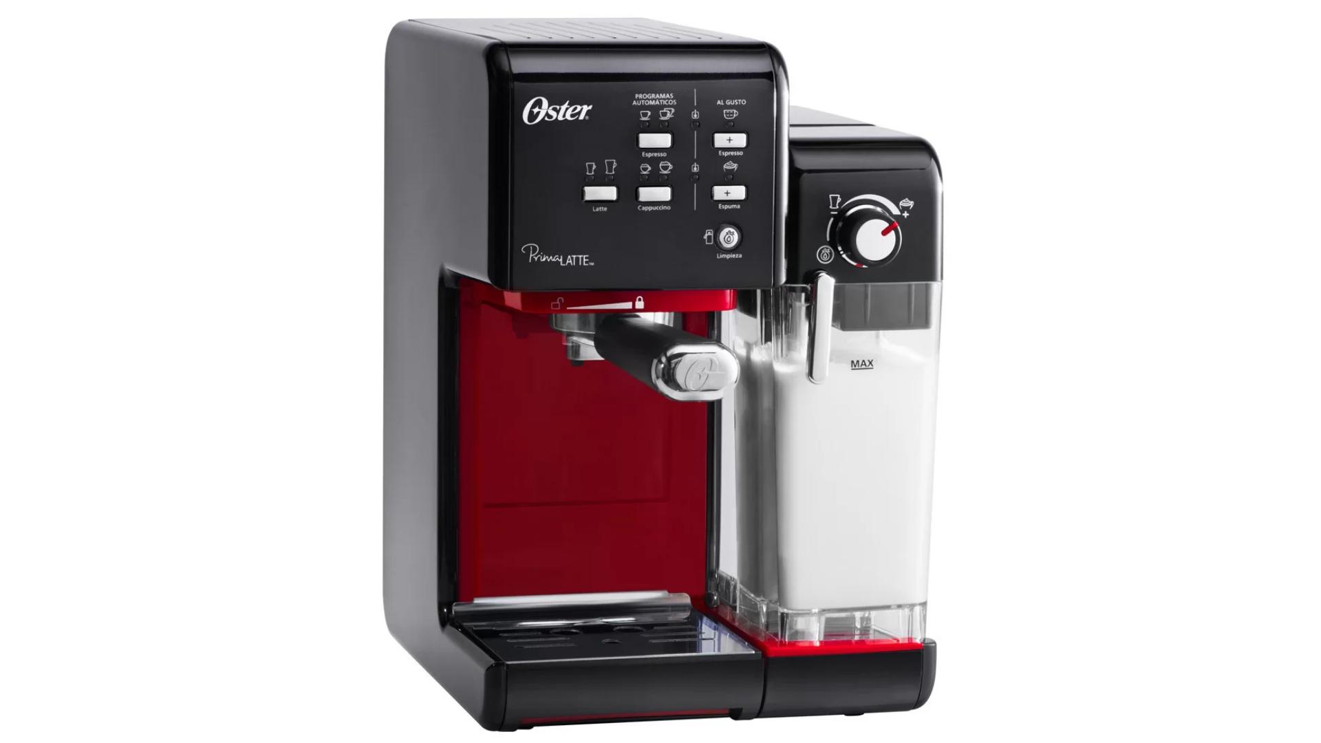 Conheça a cafeteira Oster Prima Latte 2 e saiba se vale a pena a sua compra! (Imagem: Divulgação/Oster)