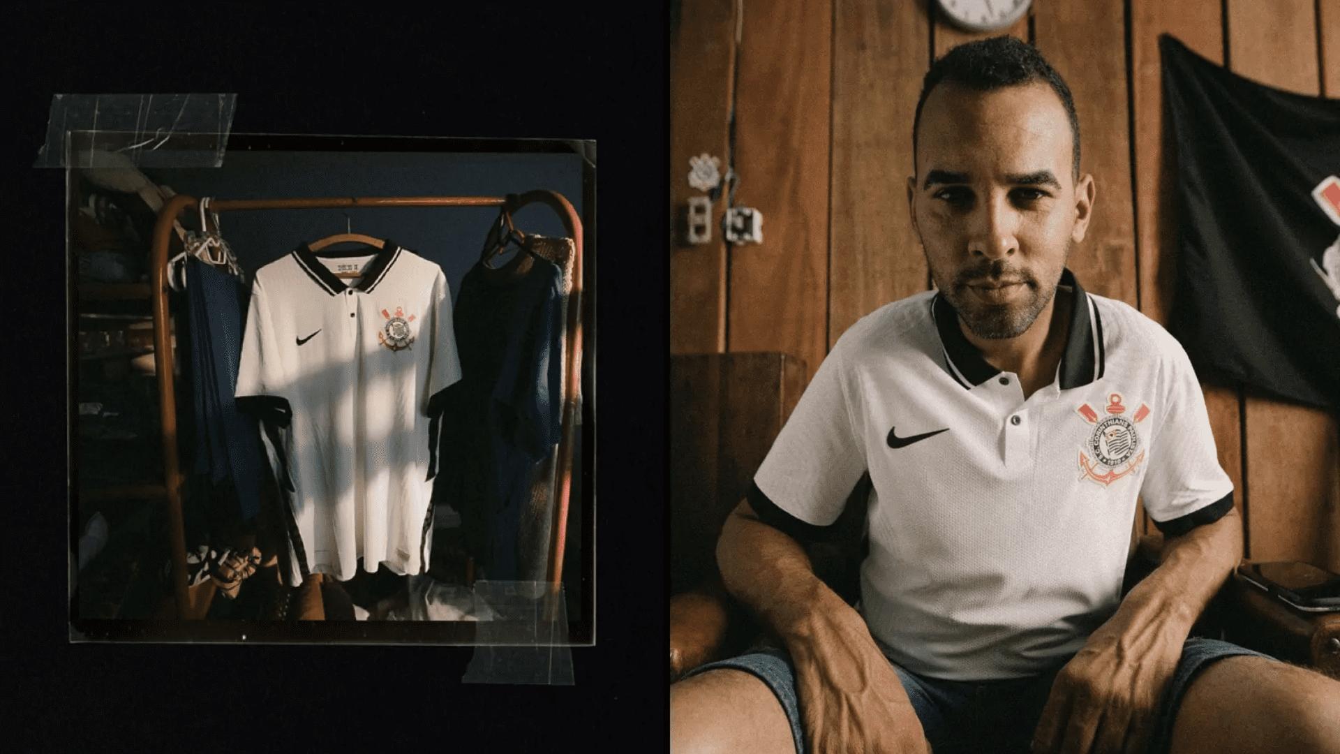 Conheça os modelos de camisa do Corinthians para comprar em 2021! (Imagem: Divulgação/Nike)