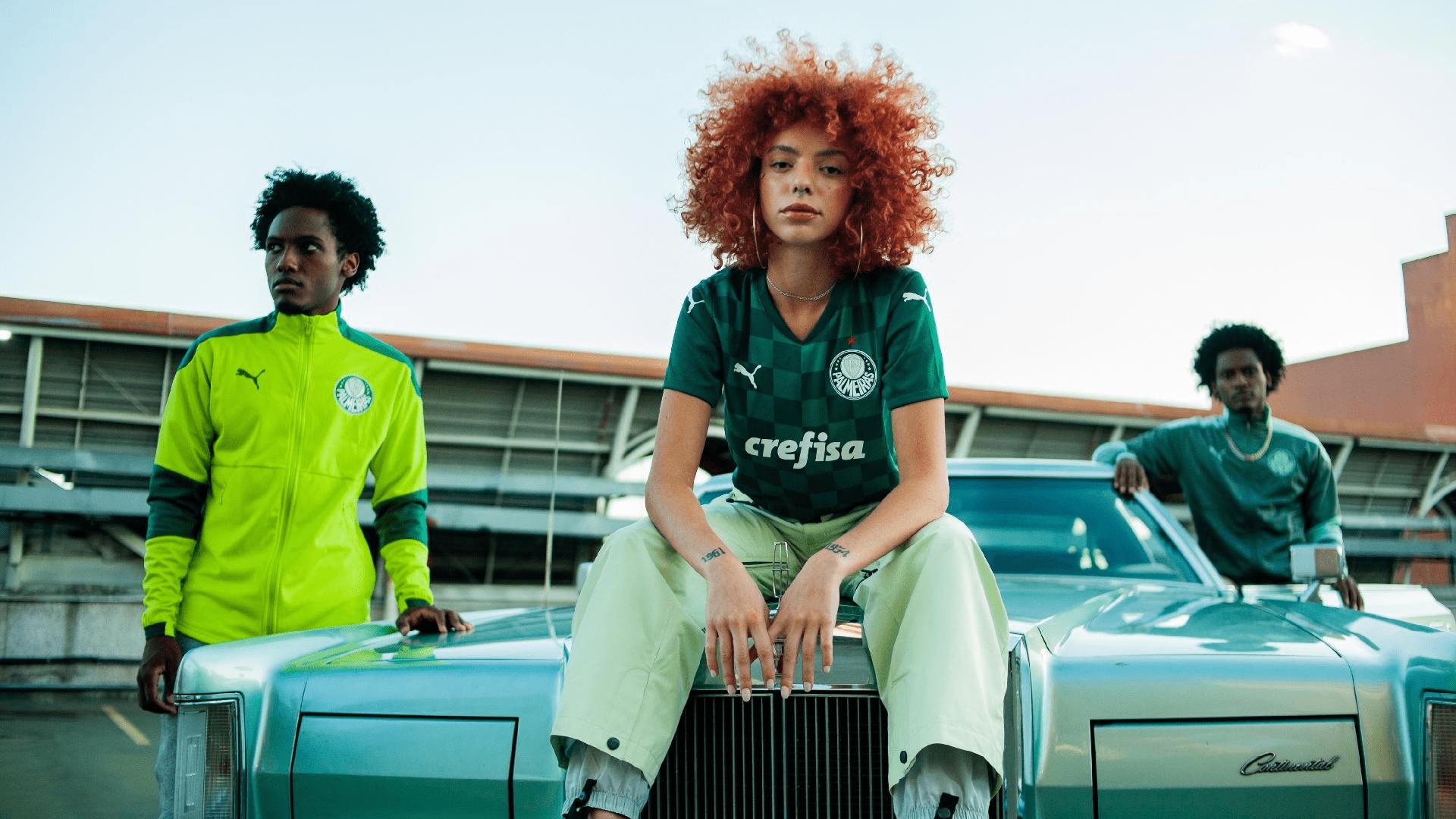 Conheça os modelos de camisa do Palmeiras para comprar em 2021! (Imagem: Divulgação/Puma)