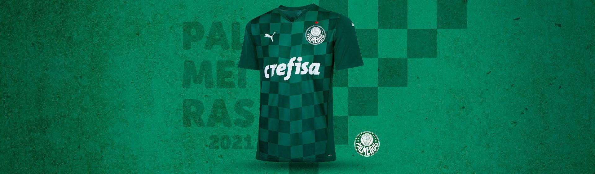 Camisa do Palmeiras: camisas do Palmeiras para comprar em 2021
