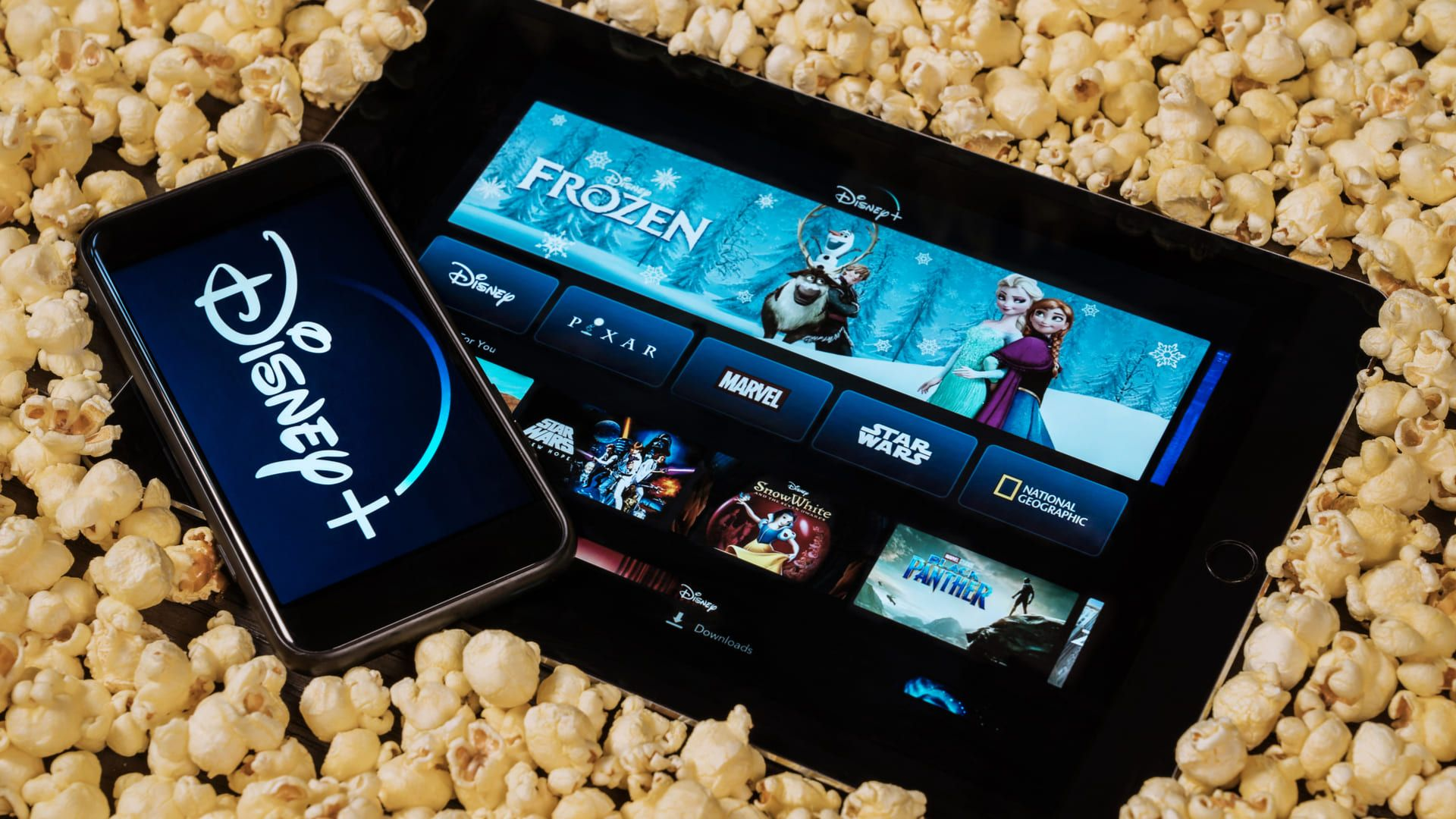 Veja abaixo como cancelar a Disney Plus através do iPhone ou iPad. (Imagem: Reprodução/Shutterstock)