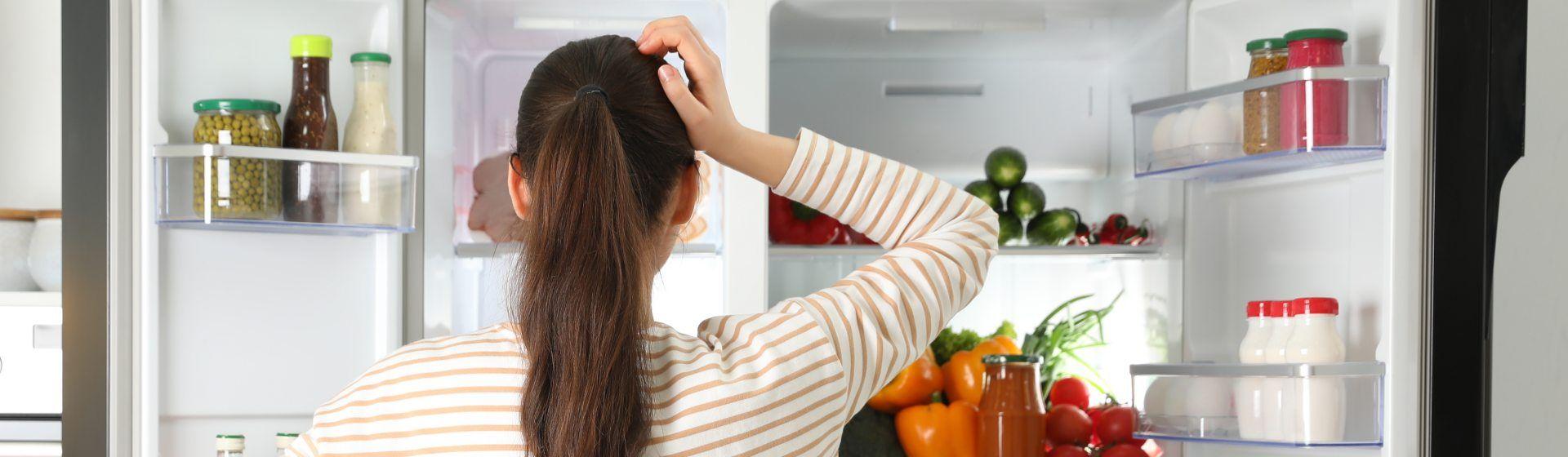 Como tirar cheiro da geladeira