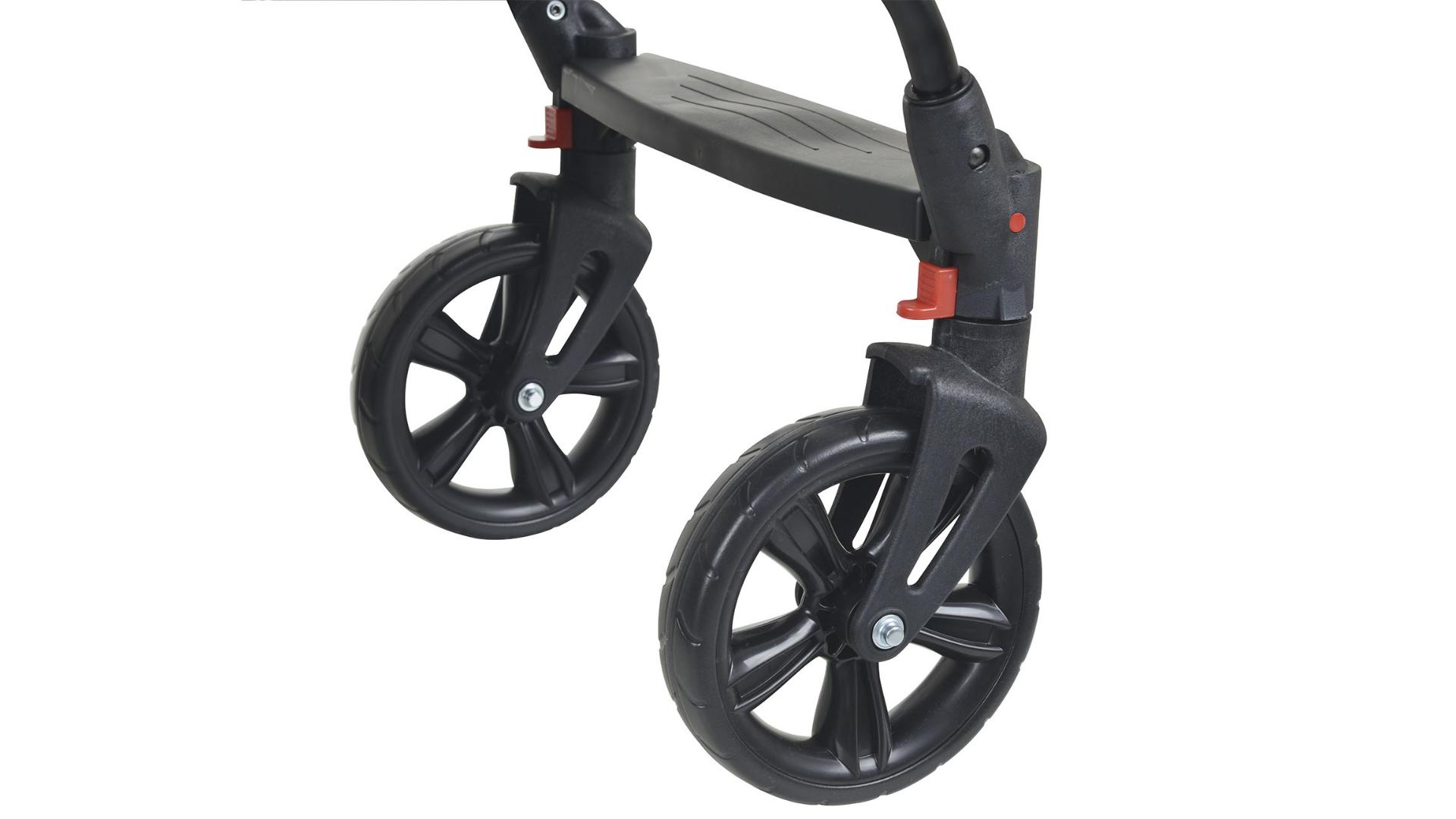 O Burigotto Ecco é um carrinho de bebê de 4 rodas (Imagem: Divulgação/Burigotto)