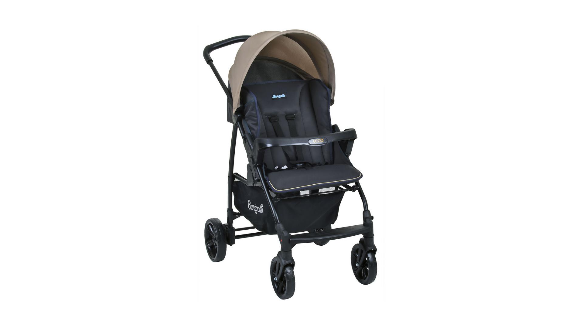 Veja a análise de ficha técnica do carrinho de bebê Burigotto Ecco! (Imagem: Divulgação/Burigotto)