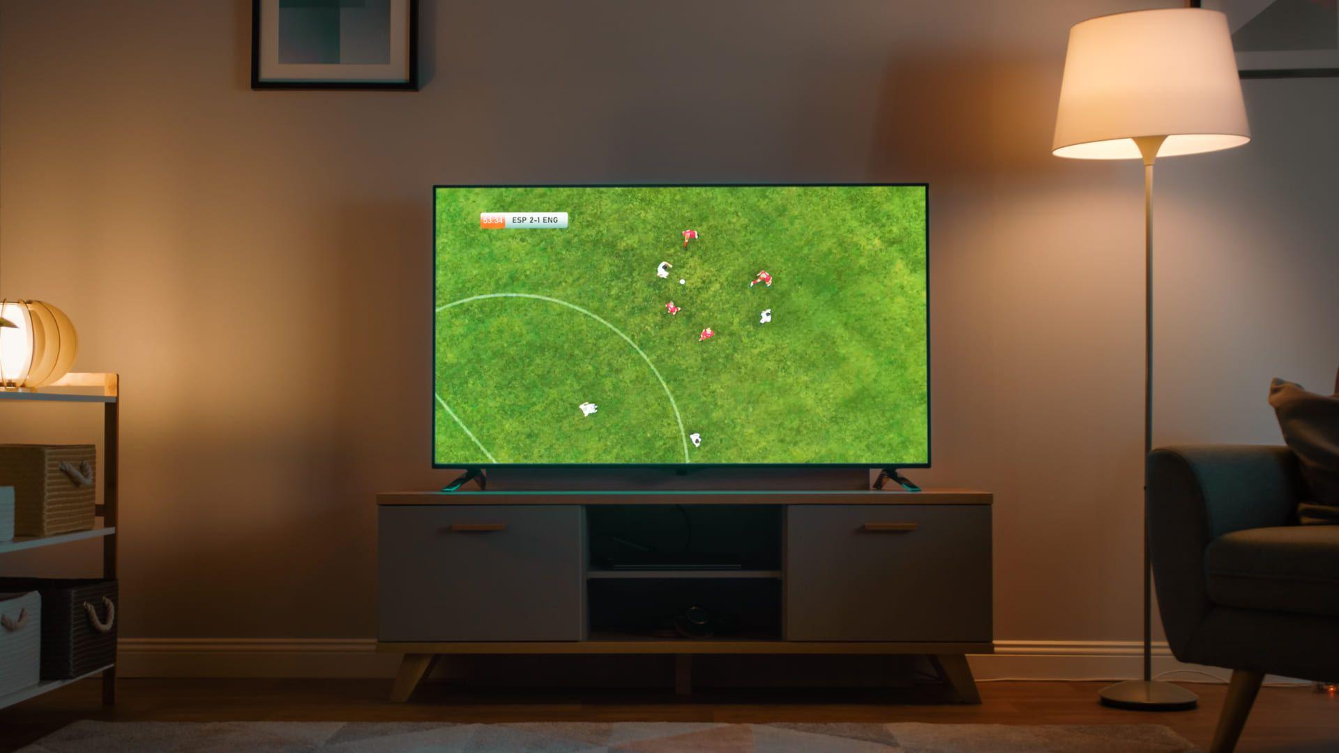 Saiba como assistir Flu TV ao vivo na sua televisão e não perder nenhum jogo (Imagem: Reprodução/Shutterstock)