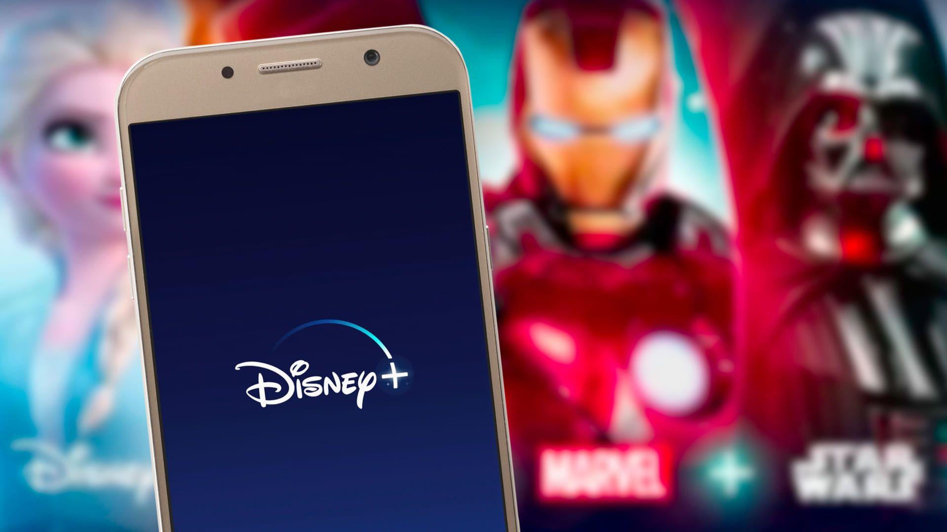 Veja como cancelar a Disney Plus no sistema Android. (Imagem: Reprodução/Shutterstock)