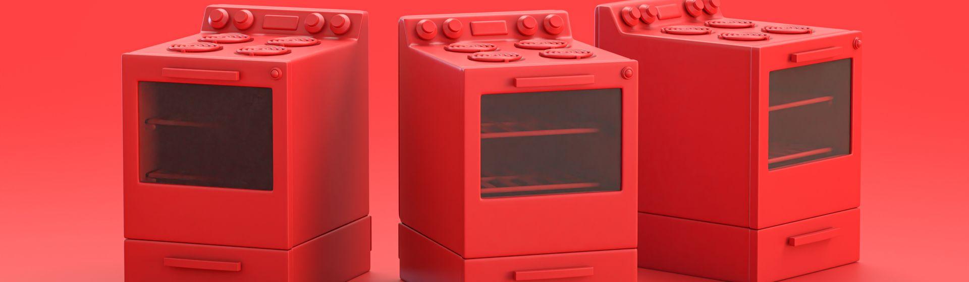 Como envelopar fogão?