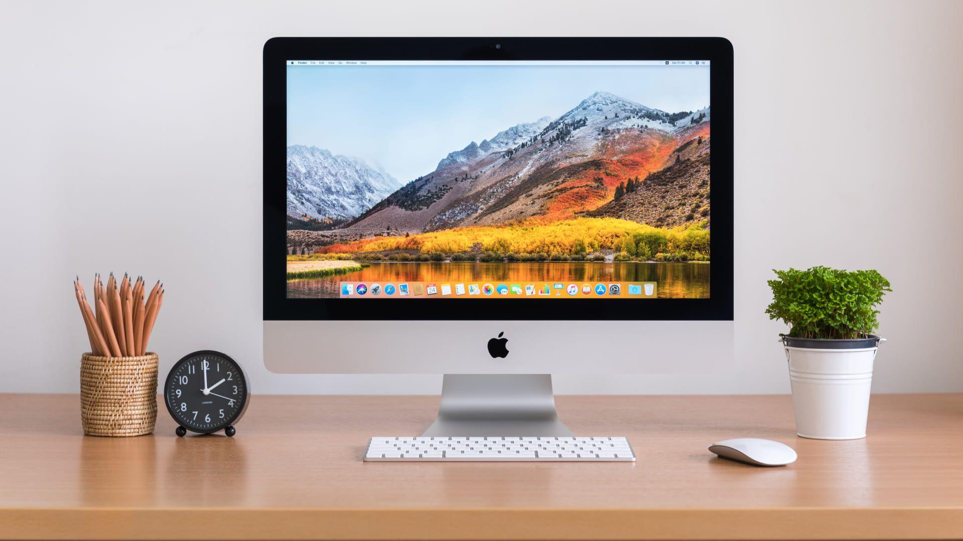 O processo para fazer print screen no Mac é simples (Foto: Reprodução/Shutterstock)