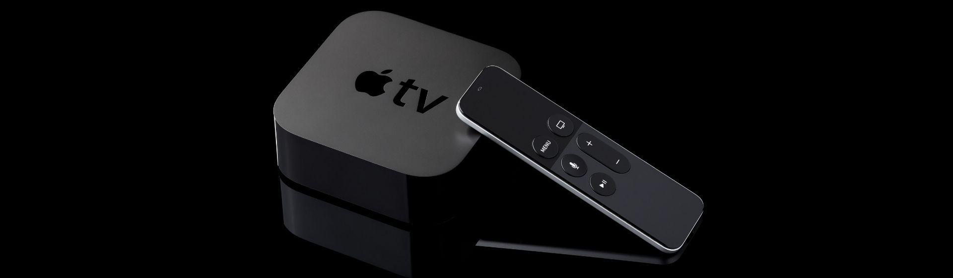 Como funciona Apple TV 4K?