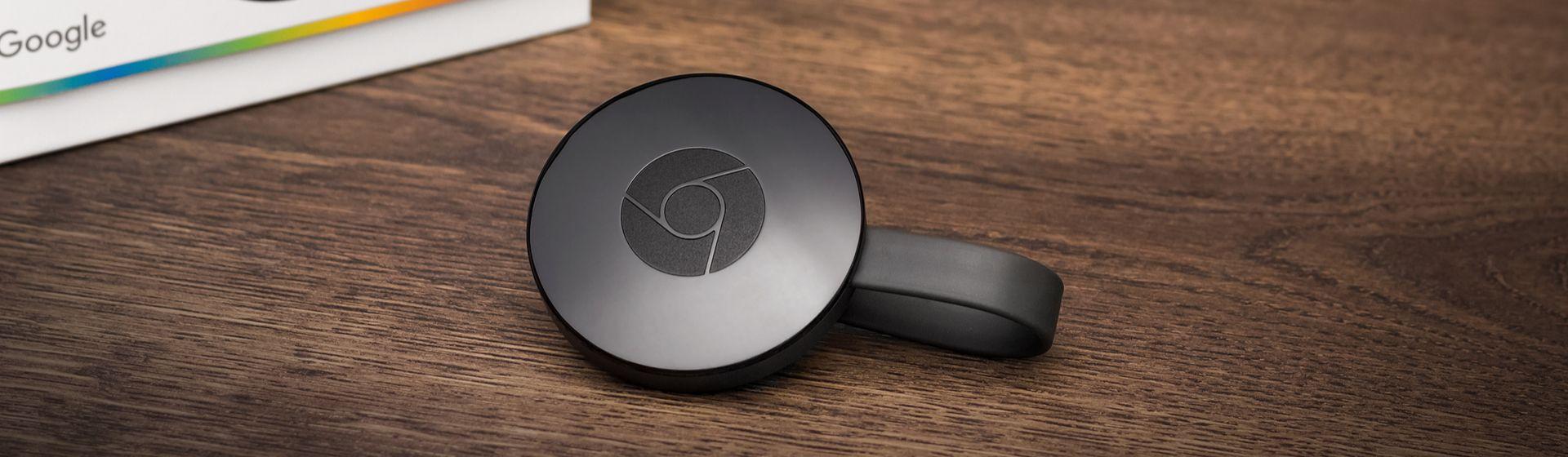 Como funciona o Chromecast?