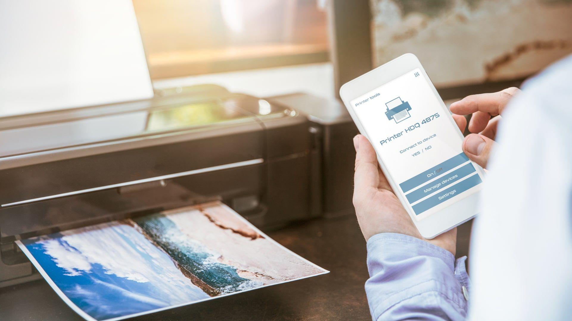 Como imprimir do celular para impressora: veja todas as dicas (Foto: Shutterstock)