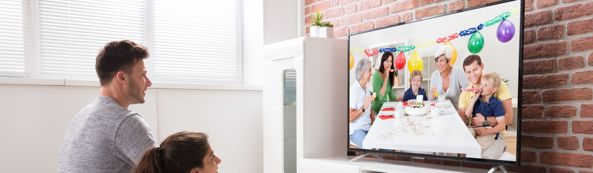 Como medir polegadas da TV?
